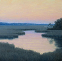 "'Calming Color' 30""h x 30""w,  Price: $6900"